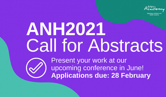 ANH2021 Call for Abstracts